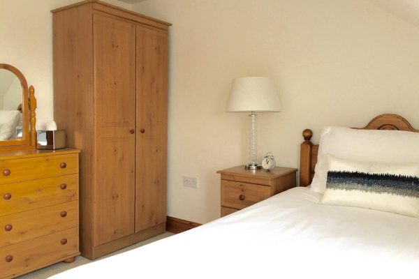 Double Bedroom In Our Holiday Cottage